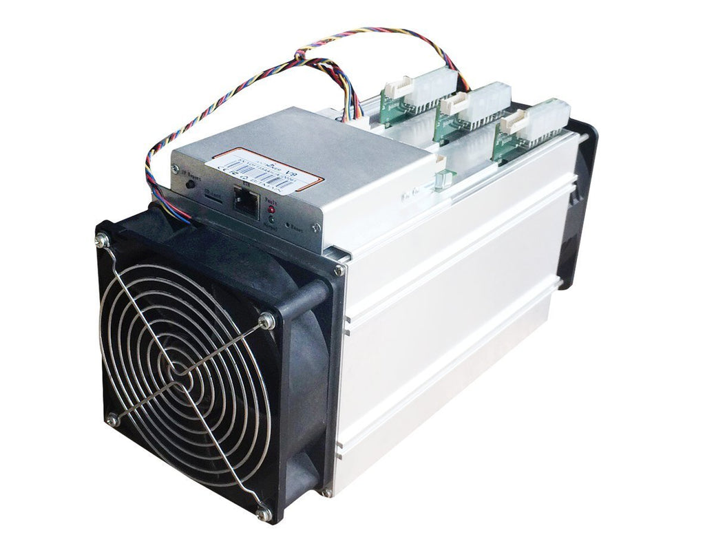 (On-Hold) AntMiner V9 4TH/s @0.253W/GH ASIC Bitcoin/Bitcoin Cash [SHA256] Miner