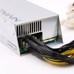 Bitmain Power Supply Designed for S9/V9/T9+/L3+/A3/X3/D3