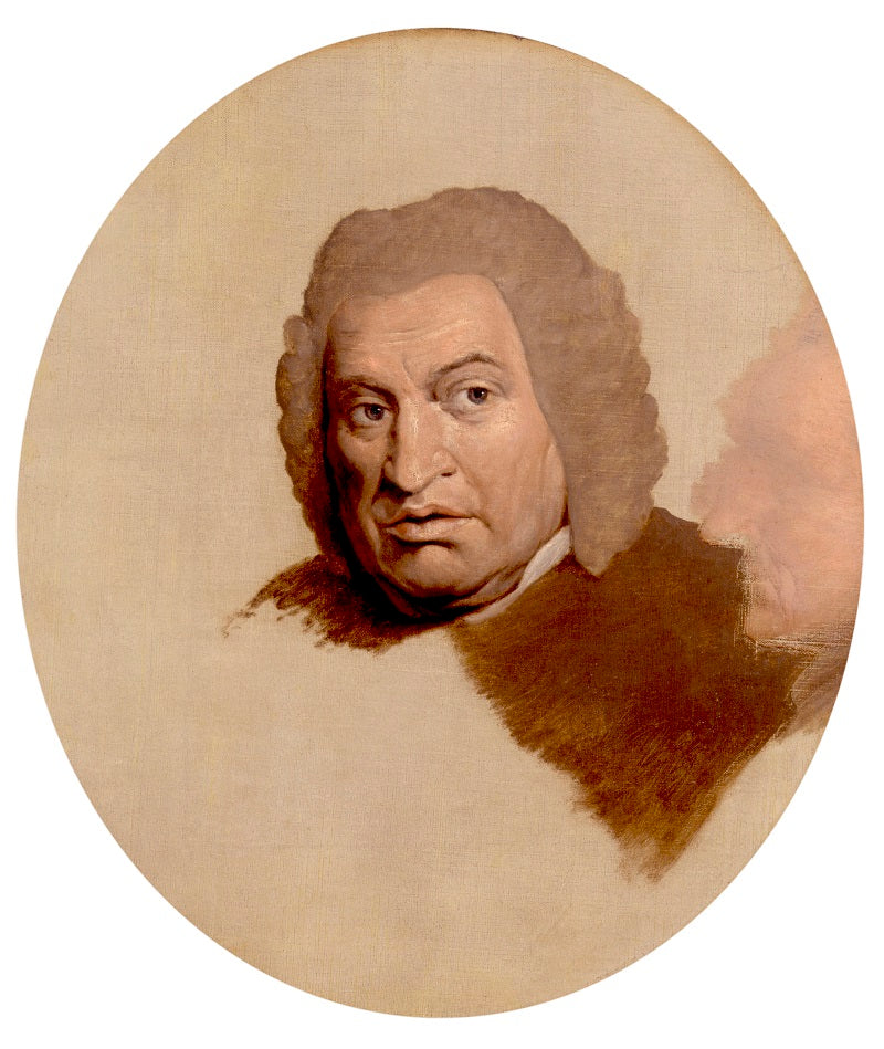 Samuel Johnson NPG 1185 Portrait Print