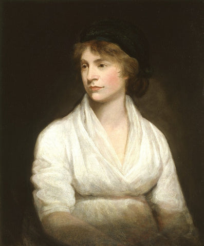 Mary Wollstonecraft NPG 1237 Portrait Print