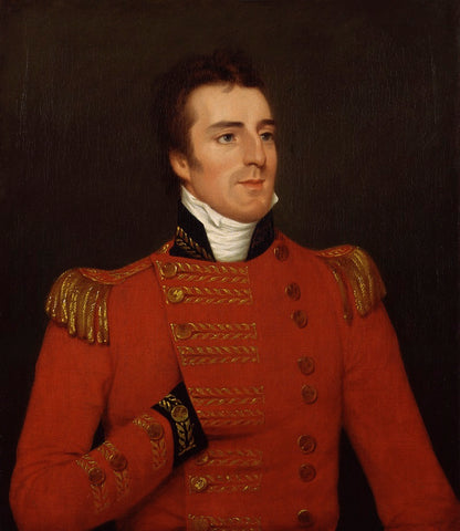 Arthur Wellesley, 1st Duke of Wellington NPG 1471 Portrait Print