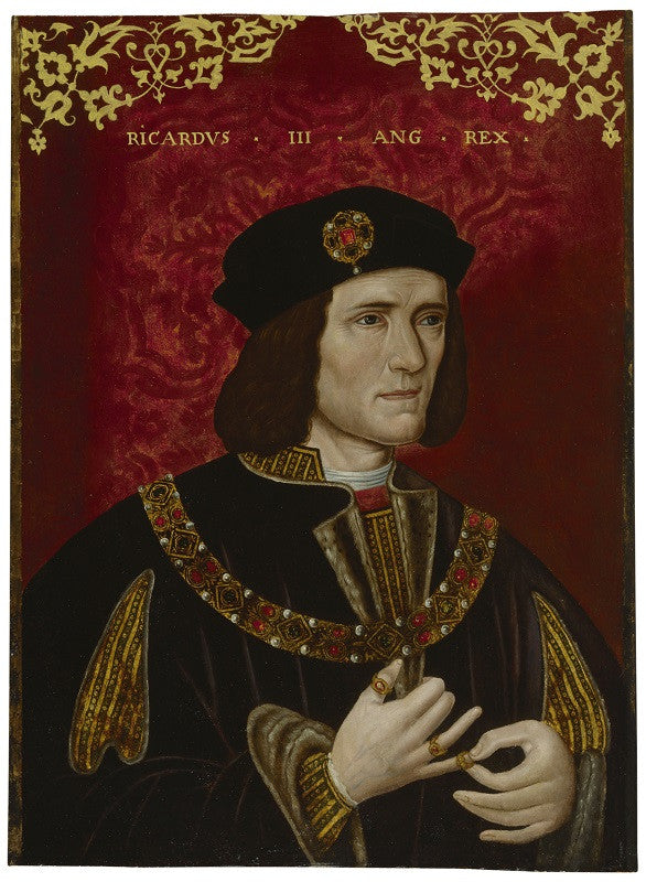 King Richard III NPG 148 Portrait Print