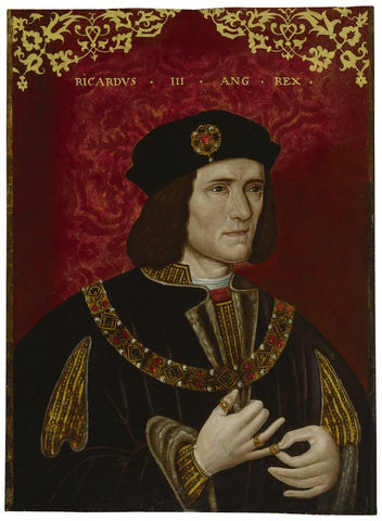 Richard III NPG 148 Portrait Print