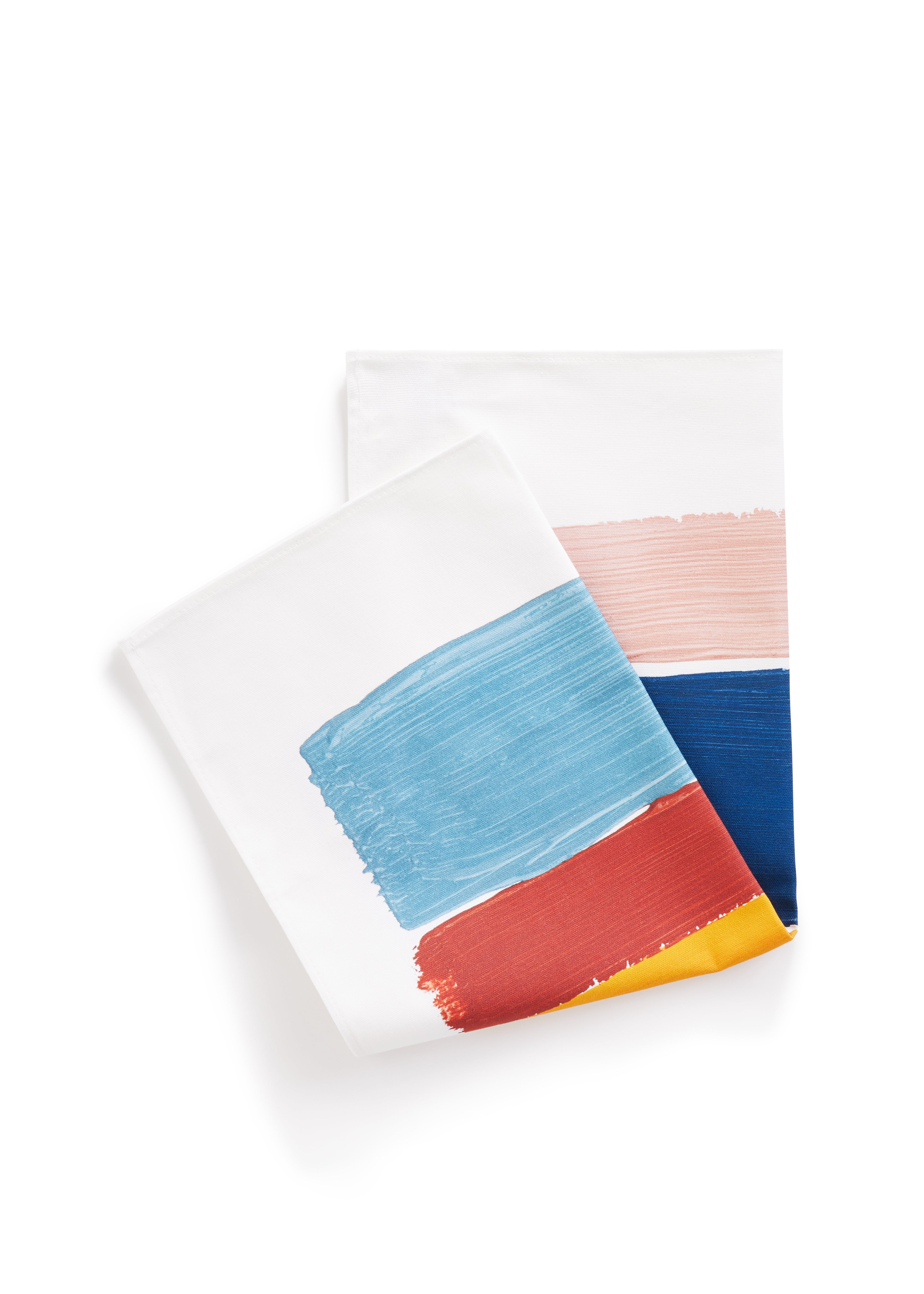 Colour Palette Tea Towel