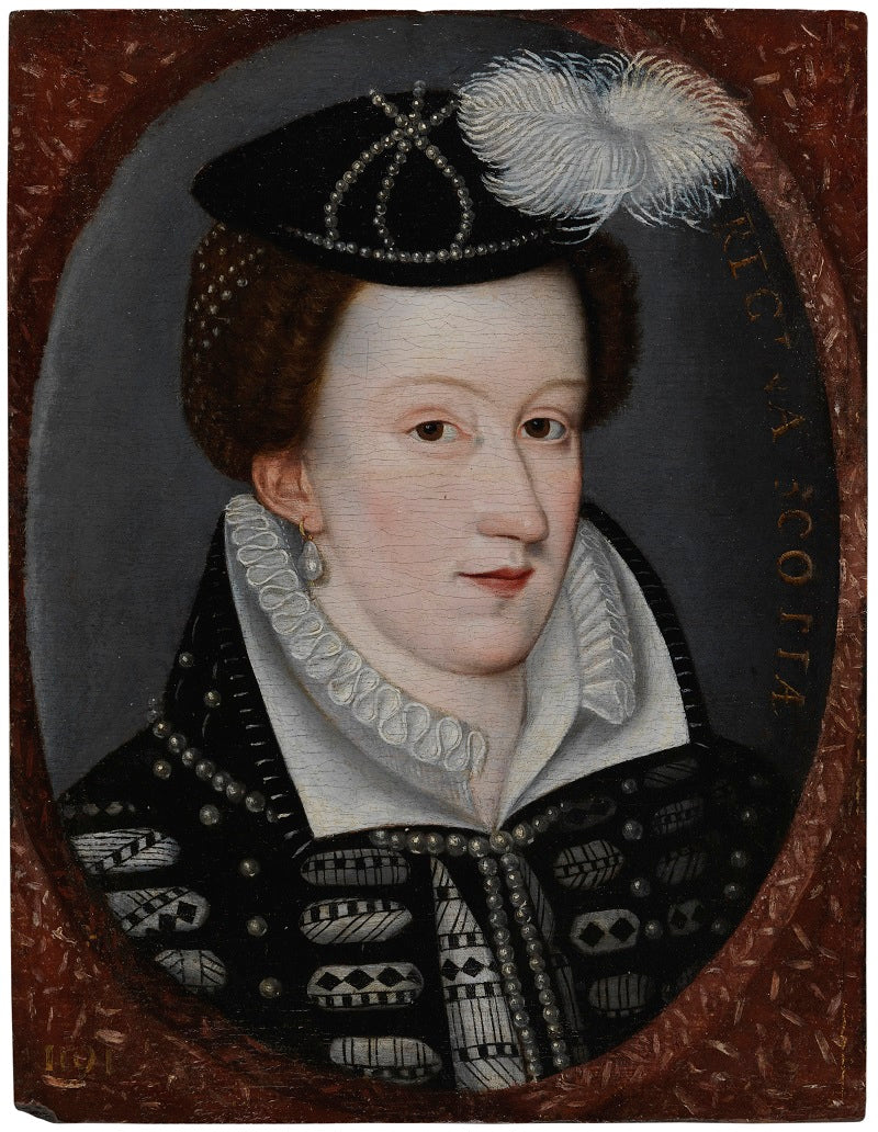 Mary, Queen of Scots NPG 1766 Portrait Print