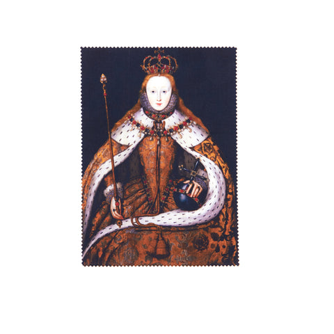 Queen Elizabeth I Lens Cloth