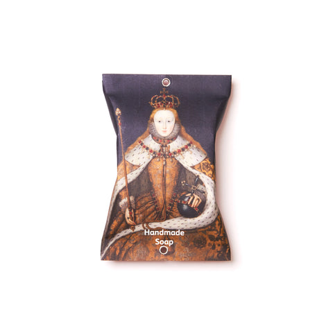 Queen Elizabeth I Soap