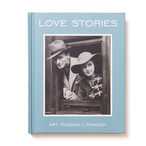 Love Stories: Art, Passion & Tragedy Hardcover