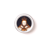 Queen Elizabeth I Candle Tin