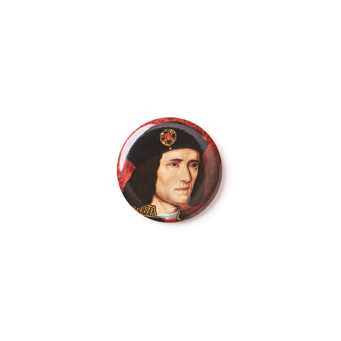 King Richard III Badge