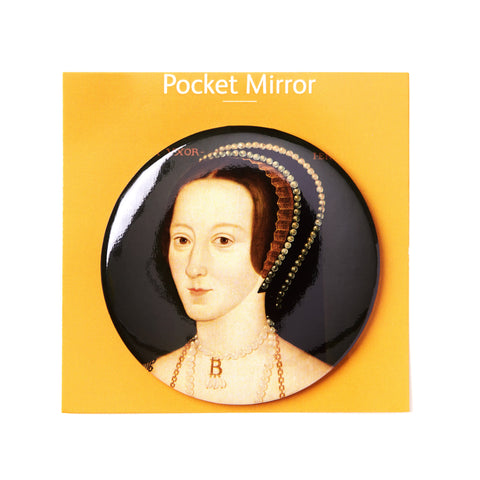 Anne Boleyn Pocket Mirror