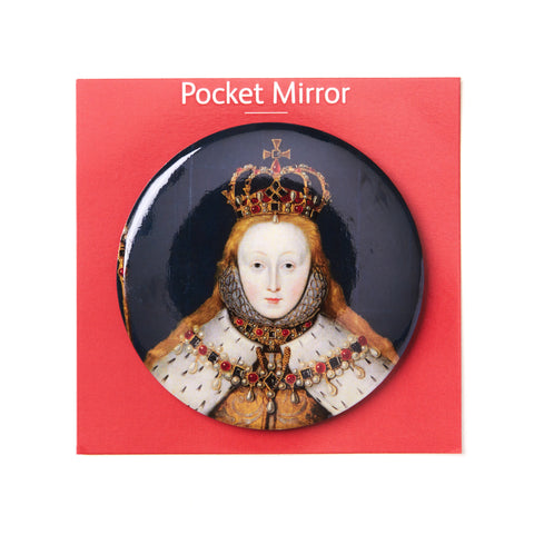 Queen Elizabeth I Pocket Mirror
