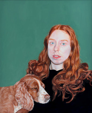 Helen Lee Robinson (2101) BP 2019 Portrait Print