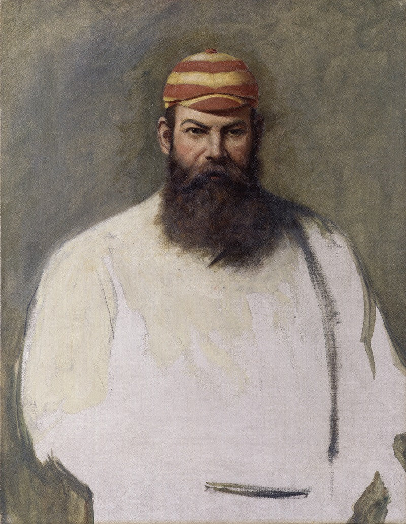 W. G. Grace NPG 2112 Portrait Print