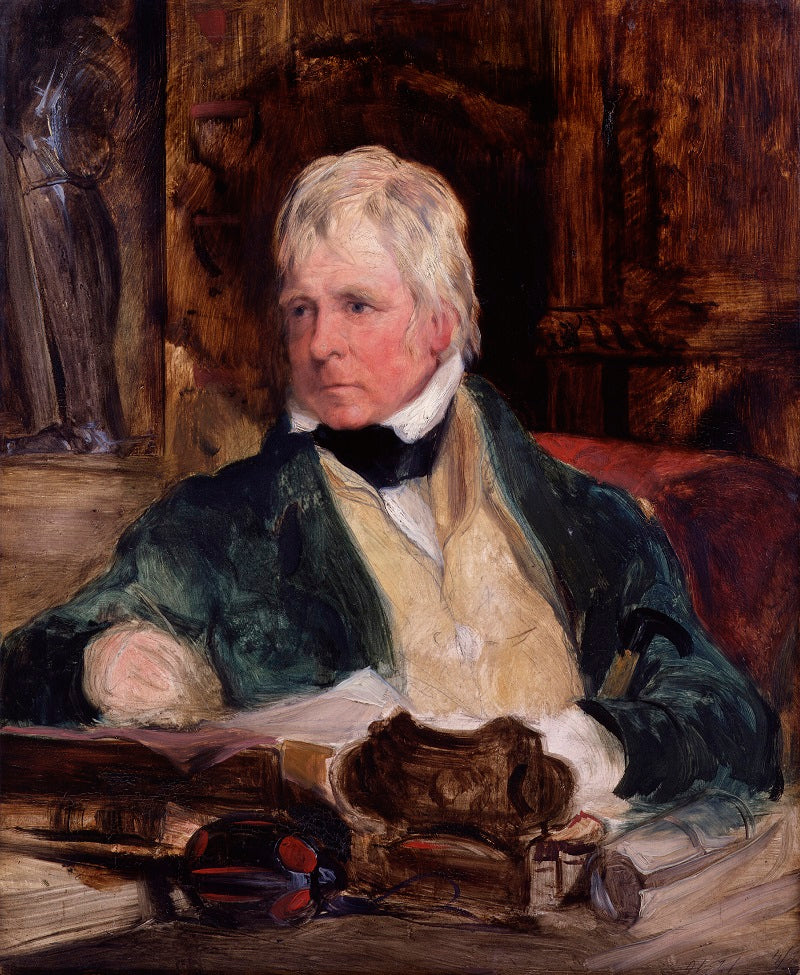 Sir Walter Scott, 1st Bt NPG 391 Portrait Print