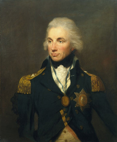 Horatio Nelson NPG 394 Portrait Print