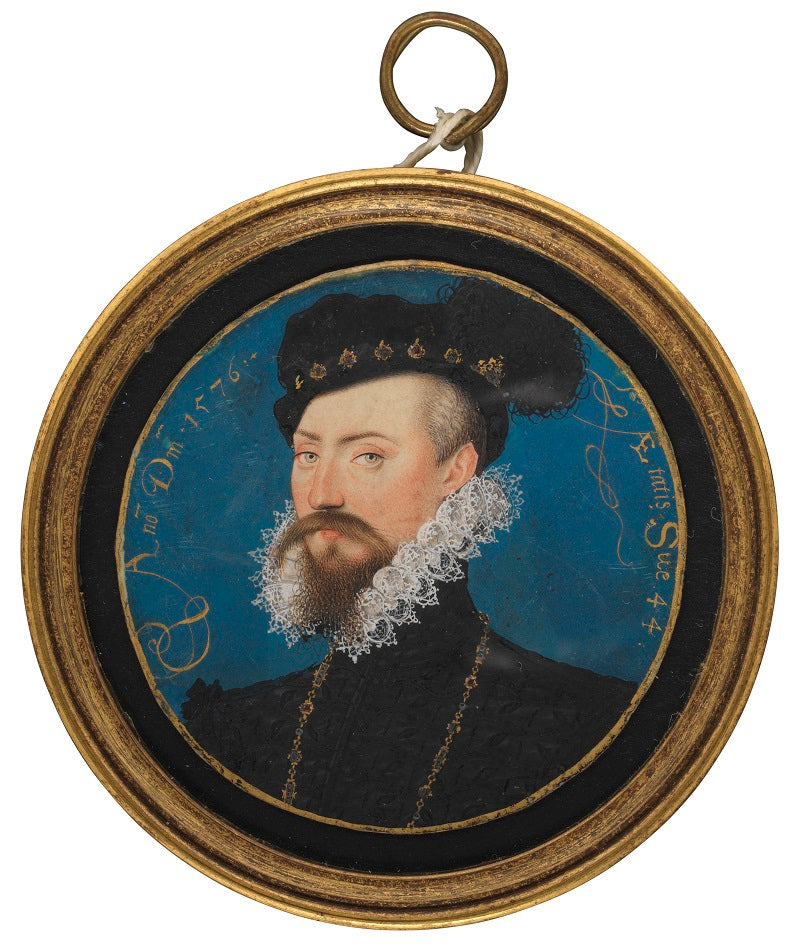 Robert Dudley, 1st Earl of Leicester NPG 4197 Portrait Print
