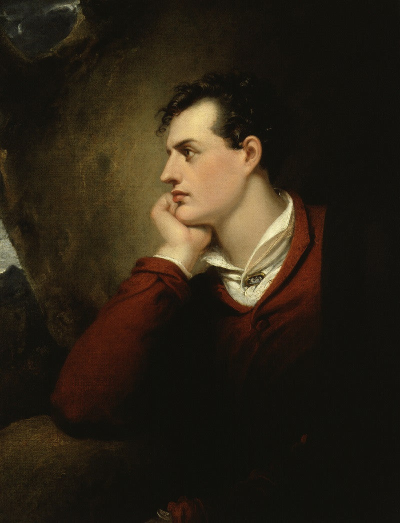 George Gordon Byron, 6th Baron Byron NPG 4243 Portrait Print