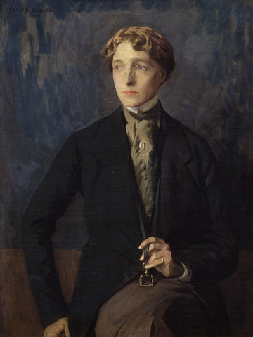 Radclyffe Hall NPG 4347 Portrait Print