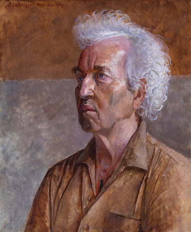 Robert Graves NPG 4683 Portrait Print