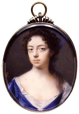 Anne Finch, Countess of Winchilsea NPG 4692 Portrait Print