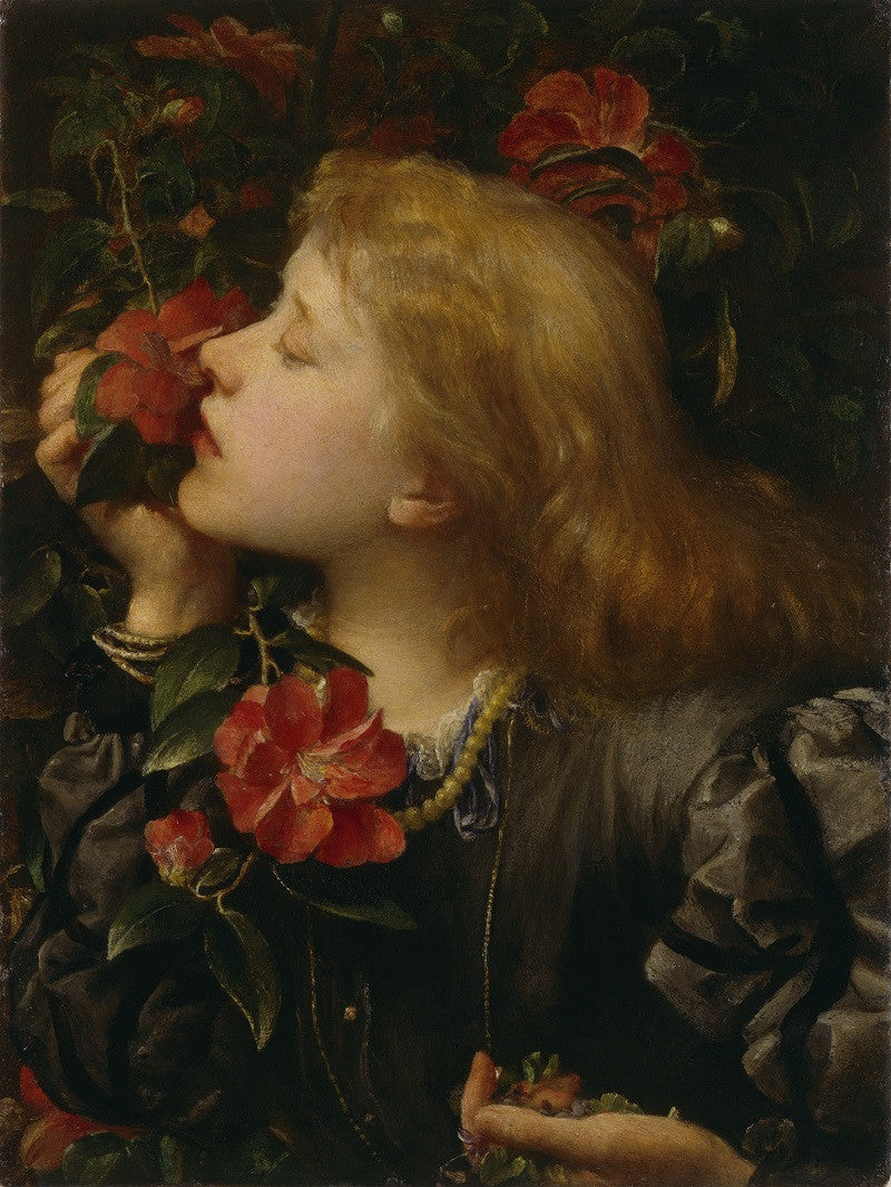 Ellen Terry ('Choosing') NPG 5048 Portrait Print