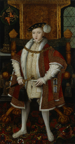 King Edward VI NPG 5511 Portrait Print