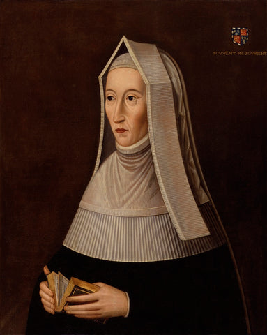 Lady Margaret Beaufort, Countess of Richmond and Derby NPG 551 Portrait Print