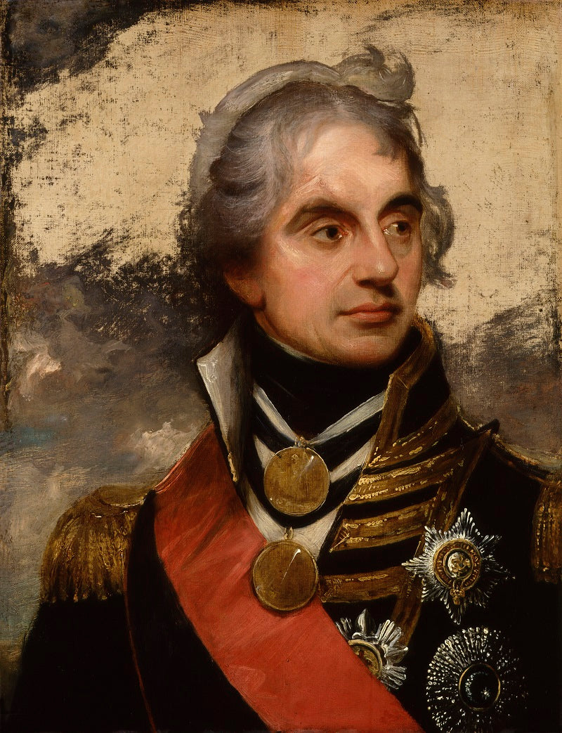Horatio Nelson NPG 5798 Portrait Print