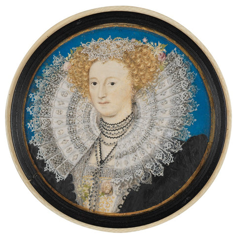 Mary Herbert, Countess of Pembroke NPG 5994 Portrait Print