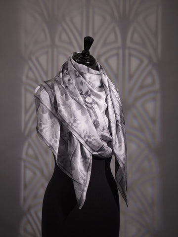 Silver Screen Scarf
