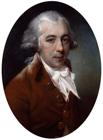 Richard Brinsley Sheridan NPG 651 Portrait Print