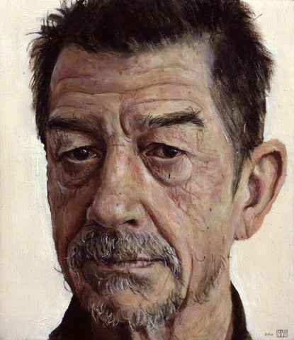 John Hurt NPG 6541 Portrait Print