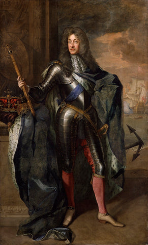 King James II NPG 666 Portrait Print