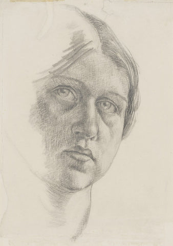 Dora Carrington NPG 6736 Portrait Print