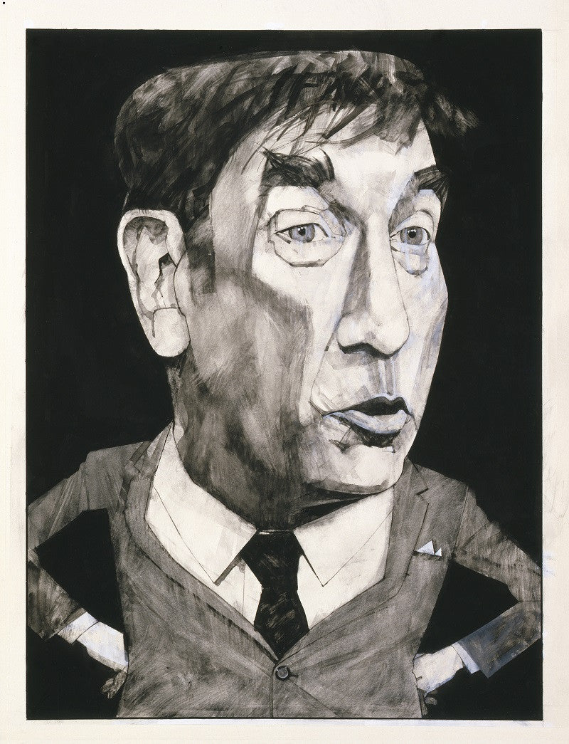 Frankie Howerd NPG 6783 Portrait Print