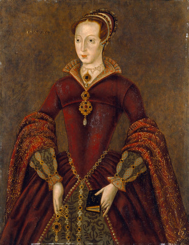 Lady Jane Grey NPG 6804 Portrait Print