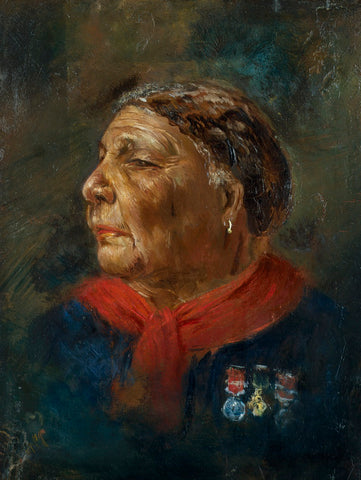 Mary Seacole NPG 6856 Portrait Print