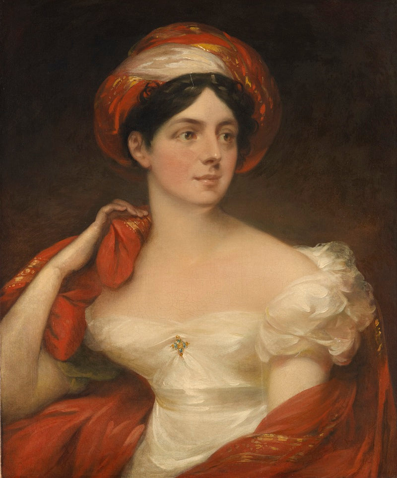 Mary English (née Ballard, later Greenup) NPG 6964 Portrait Print