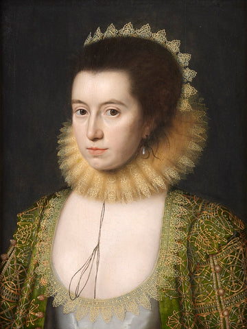 Anne, Countess of Pembroke (Lady Anne Clifford) NPG 6976 Portrait Print