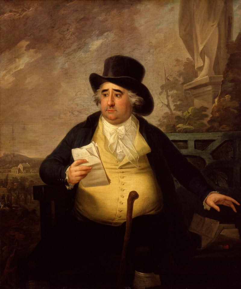 Charles James Fox NPG 743 Portrait Print