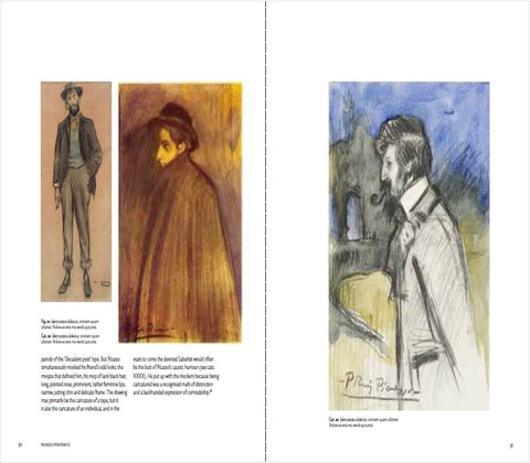 Picasso Portraits Paperback Catalogue