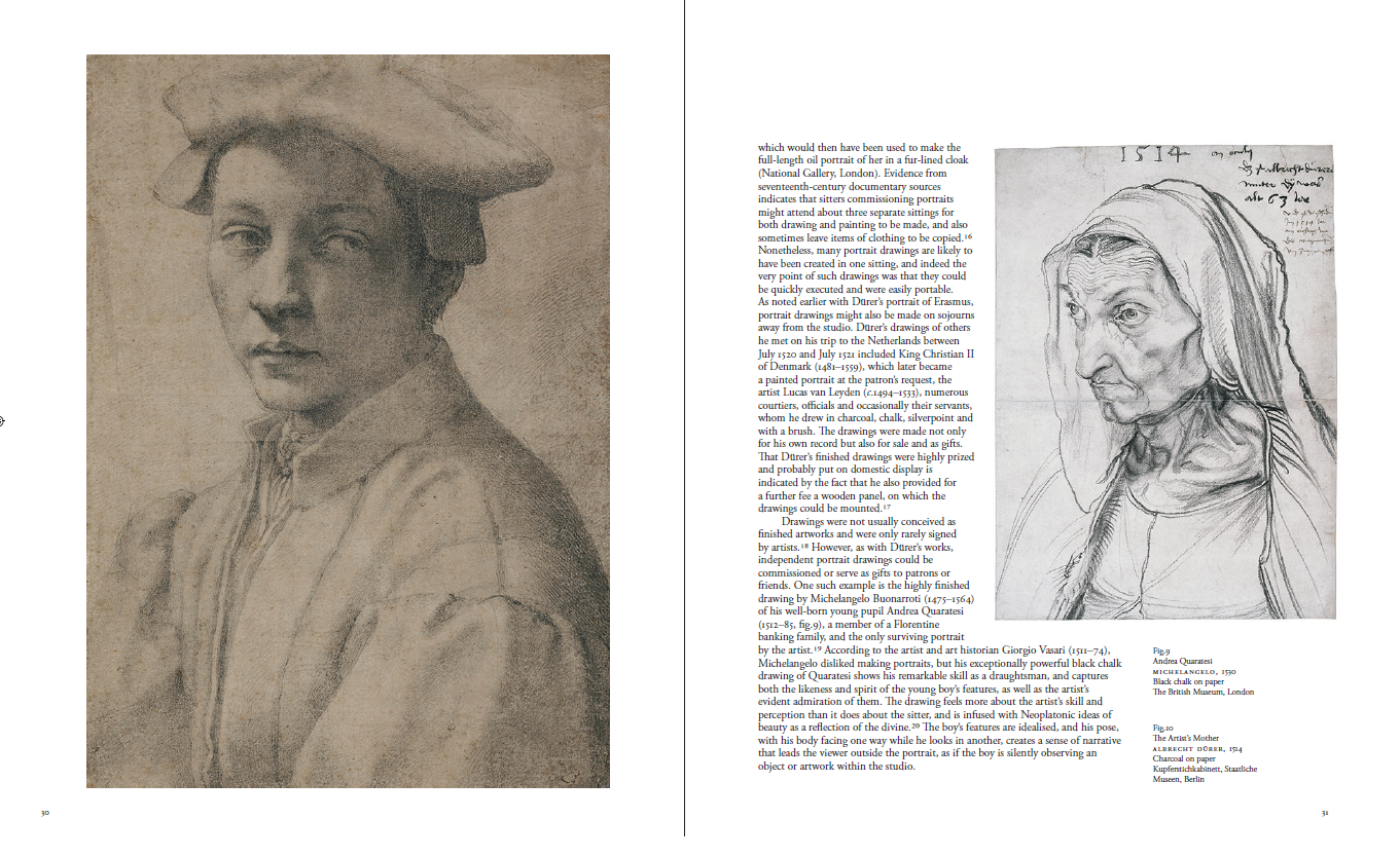 Drawings from Leonardo to Rembrandt The Encounter