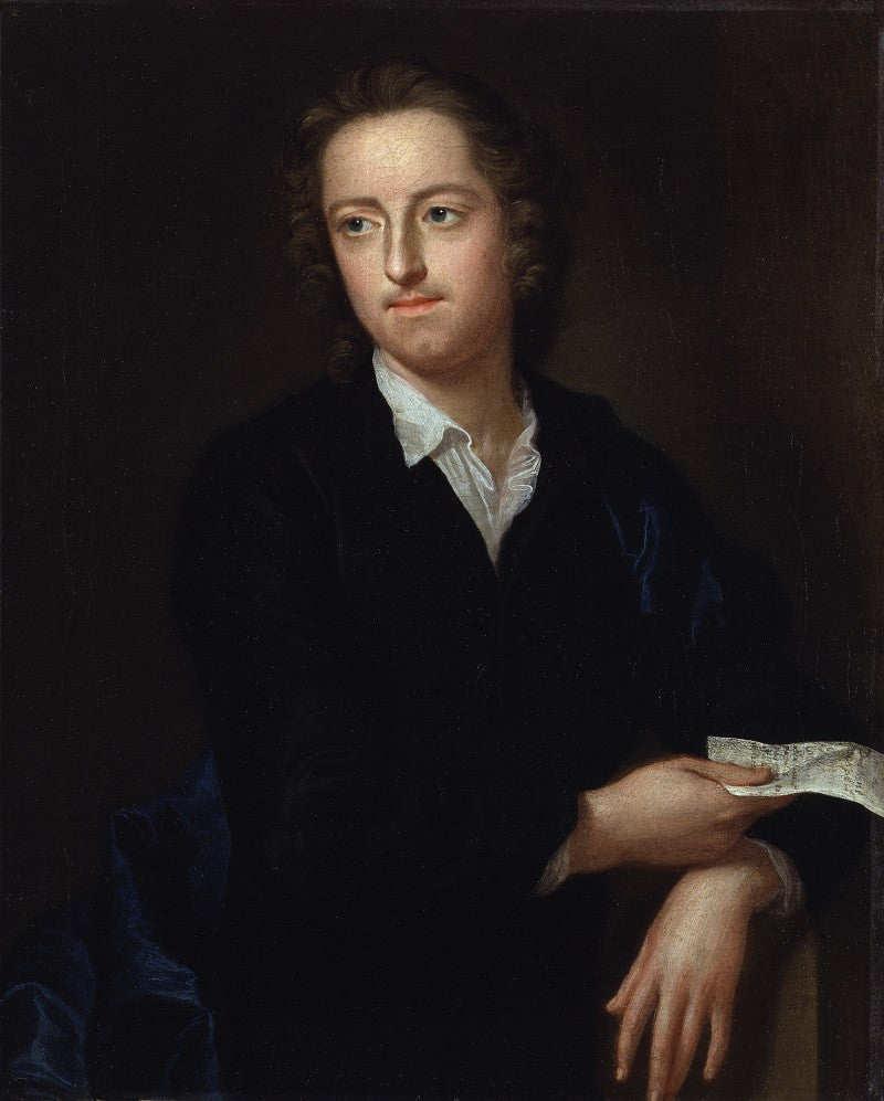 Thomas Gray NPG 989 Portrait Print