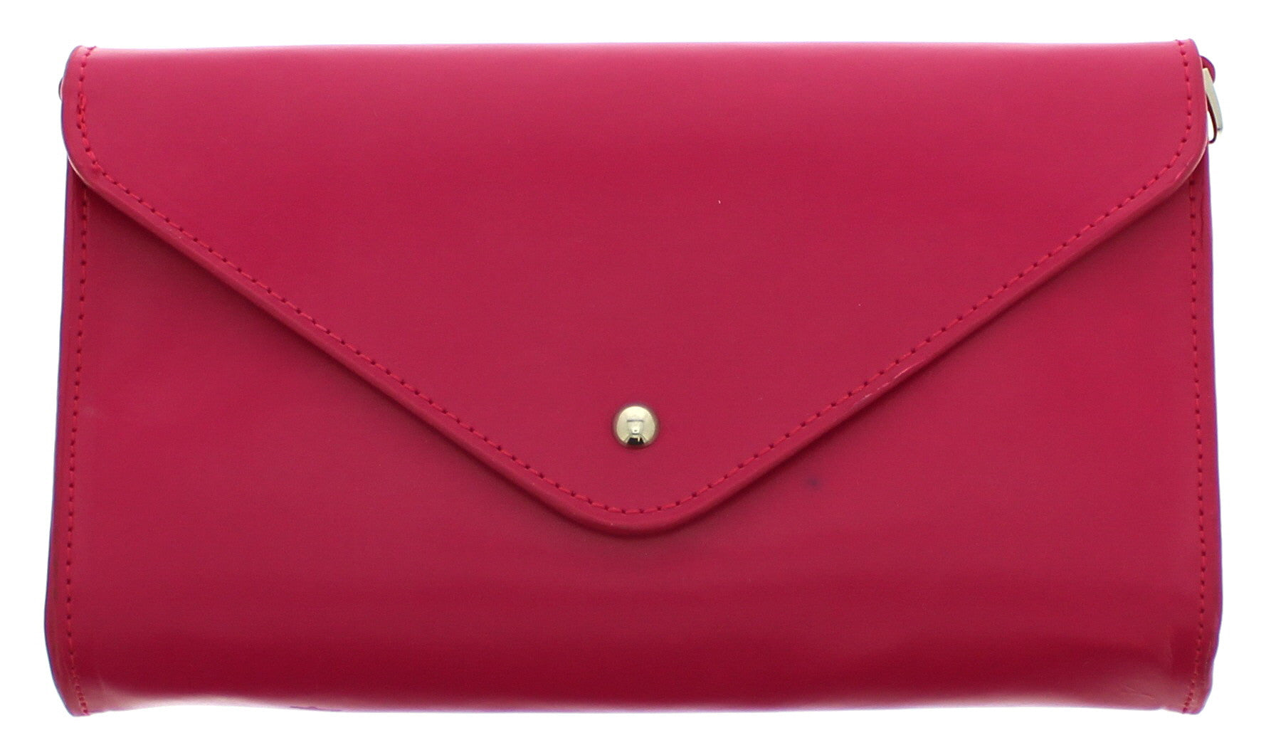 Mini Fuschia Envelope Bag