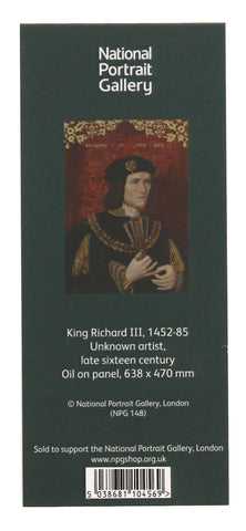 King Richard III Magnetic Bookmark
