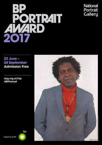 BP Portrait Award 2017 Exhibition Poster (2)