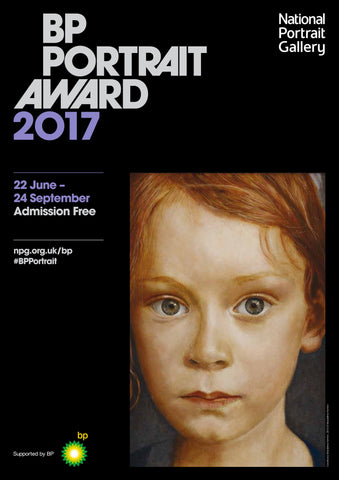 BP Portrait Award 2017 Exhibition Poster (1)