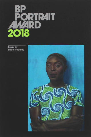 BP Portrait Award 2018 Paperback Catalogue