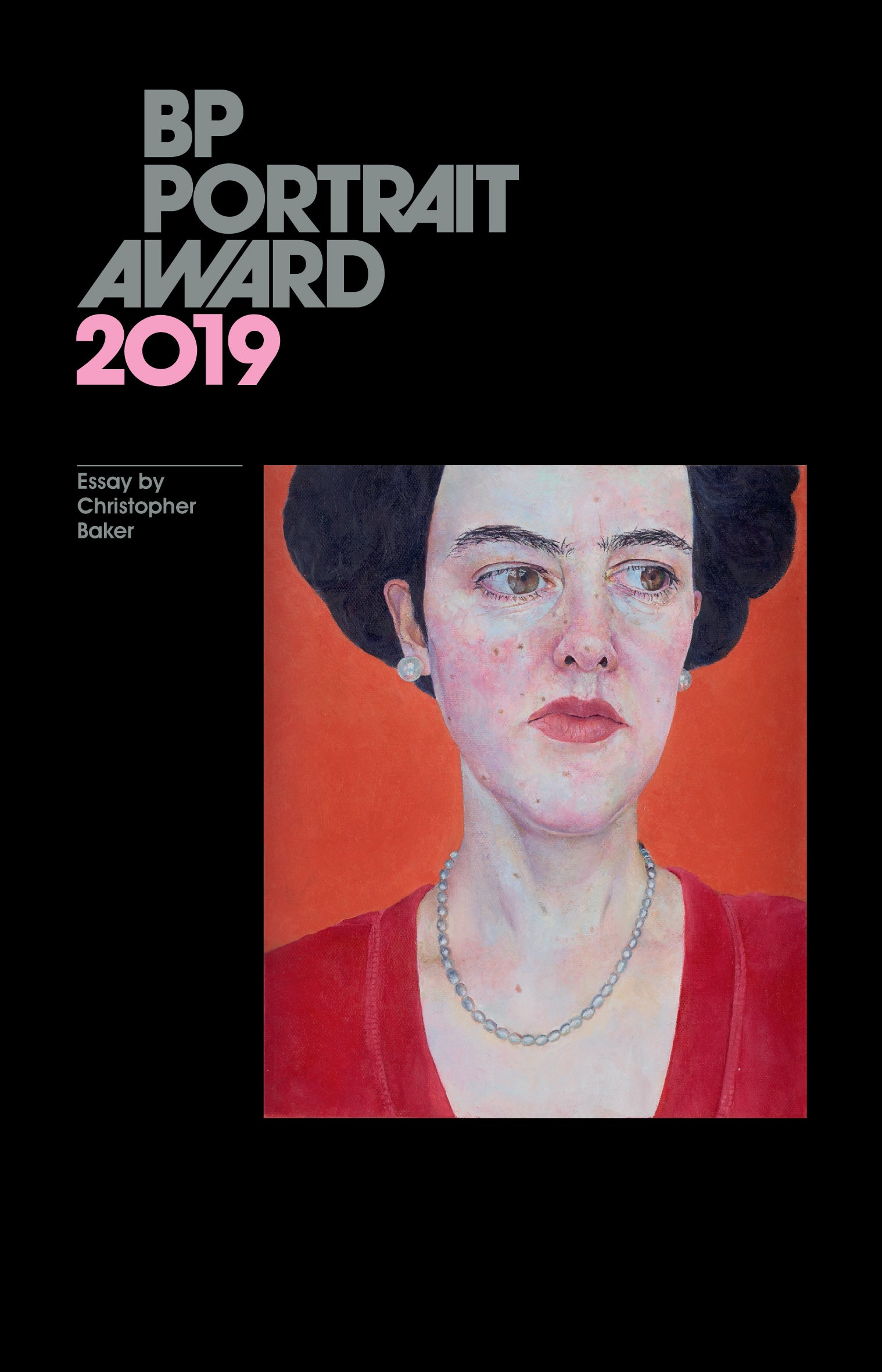 BP Portrait Award 2019 Paperback Catalogue